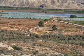 Jordan River Map Adam Bridge