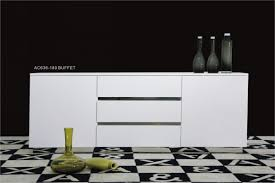 a u0026x skyline white crocodile lacquer buffet dining room a u0026x
