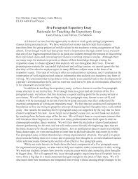 Essay Definition Example Writing An Exploratory Essay Sample Letter Of Resignation From An