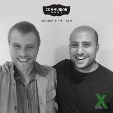 communion presents communion presents on radio x 12th mar by communion presents on