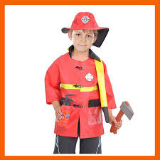 fireman costume 2017 new kid fireman costumes fighter career suit kids