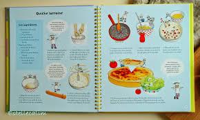 livre de cuisine pour enfants lire relire ne pas lire un livre de cuisine pour les