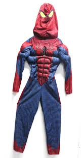 aliexpress com buy amazing spider man costume for kids super