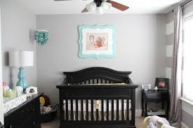 light gray nursery furniture baby d s gender neutral nursery light gray walls black furniture