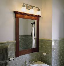 Above Mirror Lighting Bathrooms Bathroom Light Fixtures Above Mirror Alluring Lights And