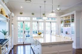Kitchen Island Bench Lighting Hampton Kitchen Design By Makings Of Fine Kitchens U0026 Bathrooms