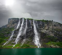 Most Beautiful Waterfalls by Top 10 Waterfalls In Norway Norway Travel Guide