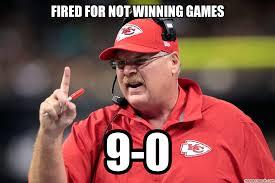 Andy Reid Meme - reid fired