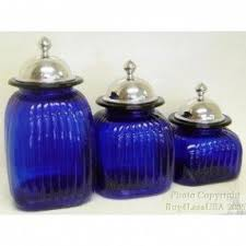 colored glass kitchen canisters glass kitchen canister sets foter