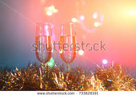 happy new year 2018 background christmas stock photo 733593076