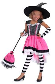 Witch Halloween Costumes Kids Luna Witch Costume Girls Buycostumes
