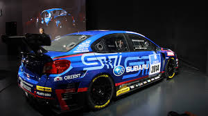 subaru nurburgring subaru cars news wrx sti racer announced for nürburgring 24 hour