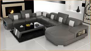 canapé d angle miami canape d angle panoramique cuir amazing deco salon canape noir deco