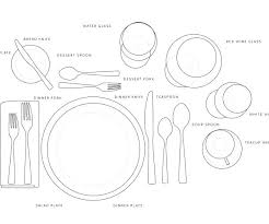how to set a formal dinner table pictures of formal dinner table settings related post images of