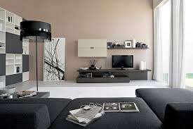 awesome wall decor ideas for family rooms with black drum shade