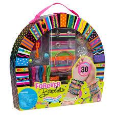bead bracelet kit images Forever bracelets girls deluxe bracelet craft kit educational jpg