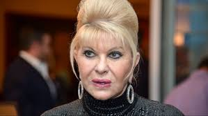 where does trump live ivana trump the president u0027s ex wife continues her u0027first lady
