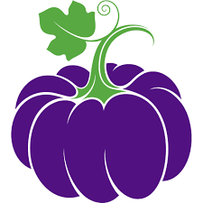 purple purple pumpkin clipart clipartxtras