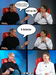 Bill Gates Memes - gates and steve jobs comic