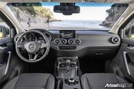 A Class Upholstery Mercedes Benz X Class Introduced Autonetmagz