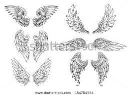 tribal wing vector designs free free vector 1 245 free