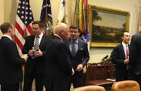 elon musk seen at the white house on president trump u0027s first day