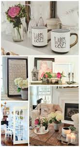 living and loving cottage style home tour fox hollow cottage