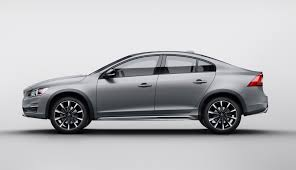 volvo vans 2016 volvo s60 cross country sedan stands taller takes on snow drifts