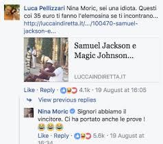 Samuel Johnson Meme - that racist meme of samuel l jackson and magic johnson in italy