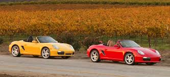 porsche boxster s horsepower 2007 porsche boxster and boxster s to feature more powerful