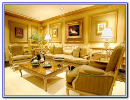 gold paint colors for living room painting home design ideas