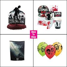 walking dead party supplies 9 supplies decorations you need to throw an epic walking dead