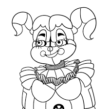 fnaf mangle coloring pages f naf coloring pages web fnaf coloring pages to print free