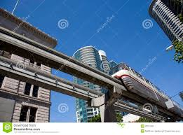 Seattle Monorail Map by Seattle Monorail Royalty Free Stock Photography Image 20297407