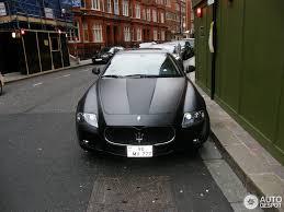 matte black maserati price maserati quattroporte sport gt s 2009 11 june 2012 autogespot
