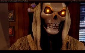 bonus video creepy animated diy halloween prop build youtube