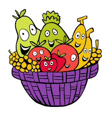 thanksgiving baskets clipart 35