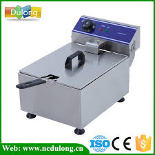 equipement cuisine commercial commercial 10l 3kw équipement de cuisine en acier inoxydable