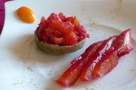 la m馘ecine passe par la cuisine gravlax de saumon tout tout la médecine passe par la cuisine