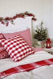 Decor Bedroom Ideas Pinterest by 25 Unique Christmas Bedroom Ideas On Pinterest Christmas