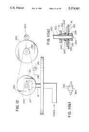 patent us5274987 manual powered lawn mower google patents