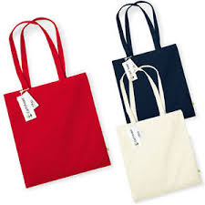 westford mill earth aware tote organic cotton canvas shopping bag