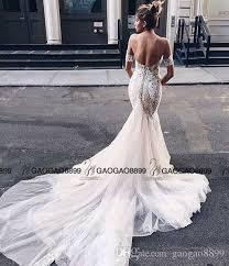 brautkleid gã nstig großhandel pallas couture lovely schulter split meerjungfrau