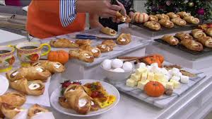 le coq cuisine lecoq cuisine 16 large pumpkin and marshmallow croissants on