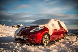 nissan leaf australia 2016 the 2016 nissan leaf melts the ice ultimate car blog