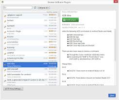 plugin for android a look at s android studio 1 0 climbing out of the