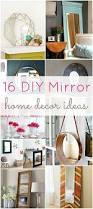 16 diy mirror home decor ideas u2013 hawthorne and main