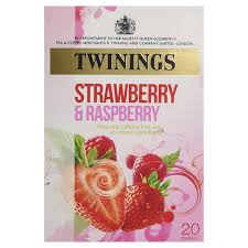 twinings infusion raspberry strawberry and