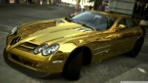 mercedes benz slr mclaren gold 4k hd desktop wallpaper for 4k