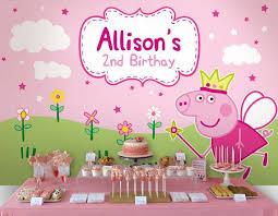 peppa pig birthday ideas 228 best peppa pig birthday ideas images on peppa pig